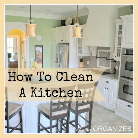 How to Clean Your Dishwasher   creatingmaryshome com How To Clean The Kitchen  or How Not To Be Gross
