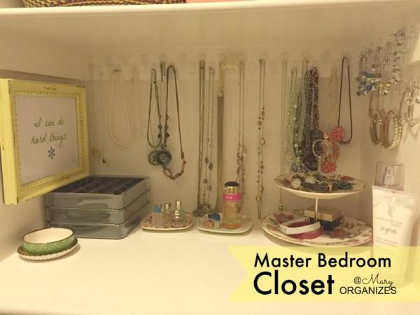 MBR Closet - jewelry