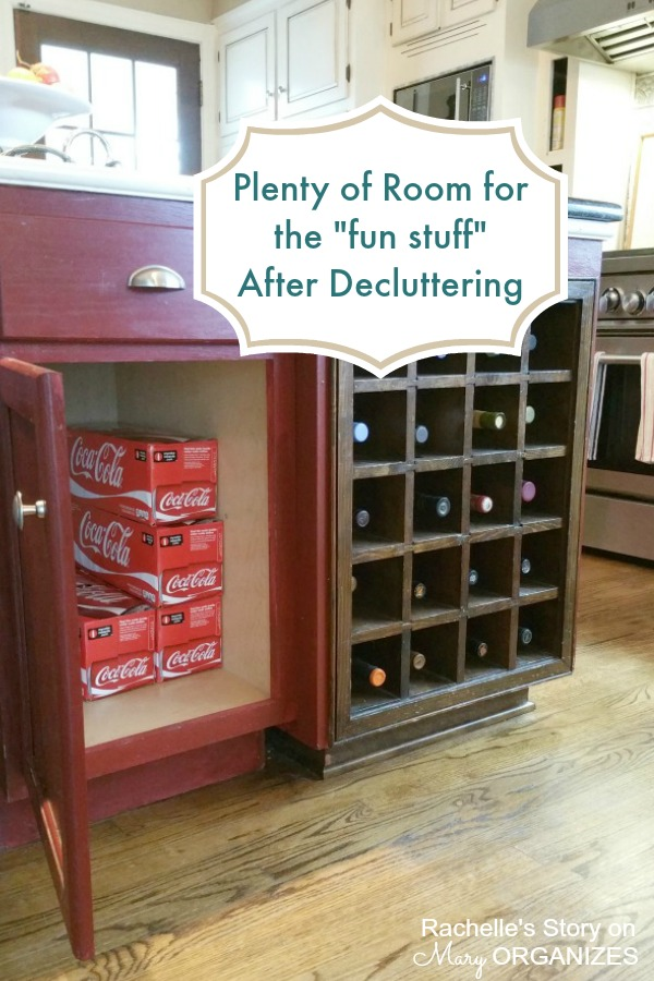 Rachelle - Coke Cabinet