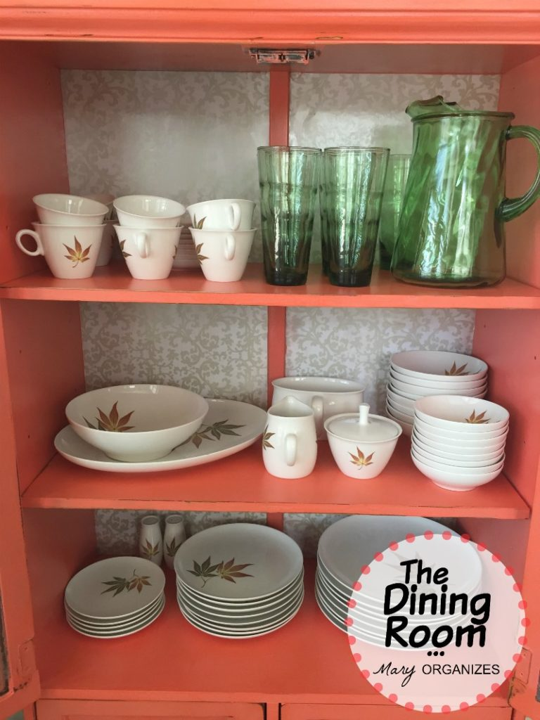 The Dining Room - Heirloom Dishes