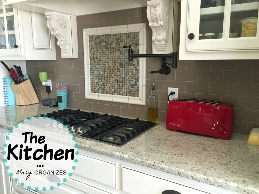 The Kitchen - stovetop