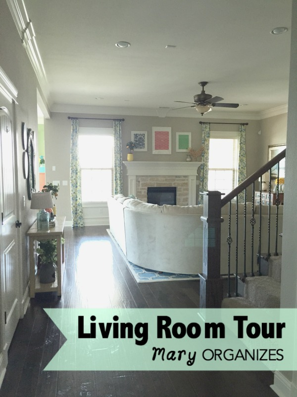 Living Room Tour - Welcome