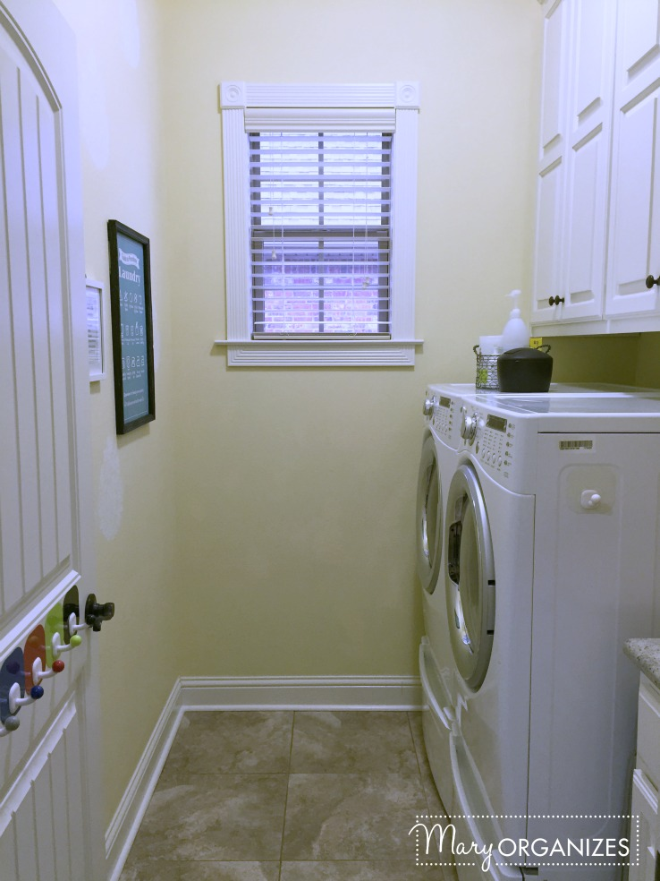 Laundry Room - View from the door