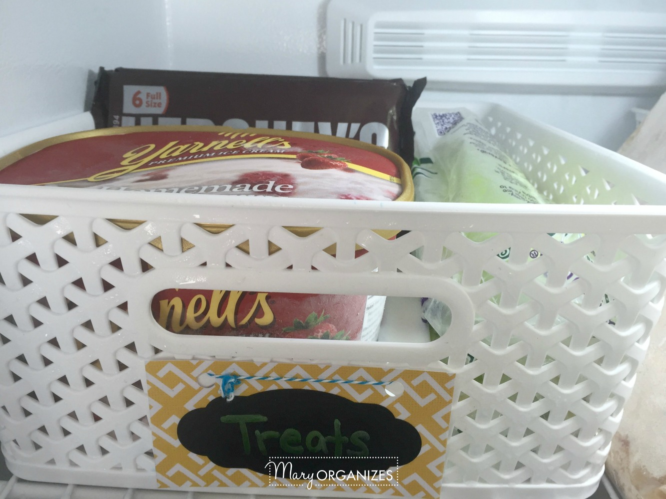 HOW TO Organize A Stand-Up Freezer 9