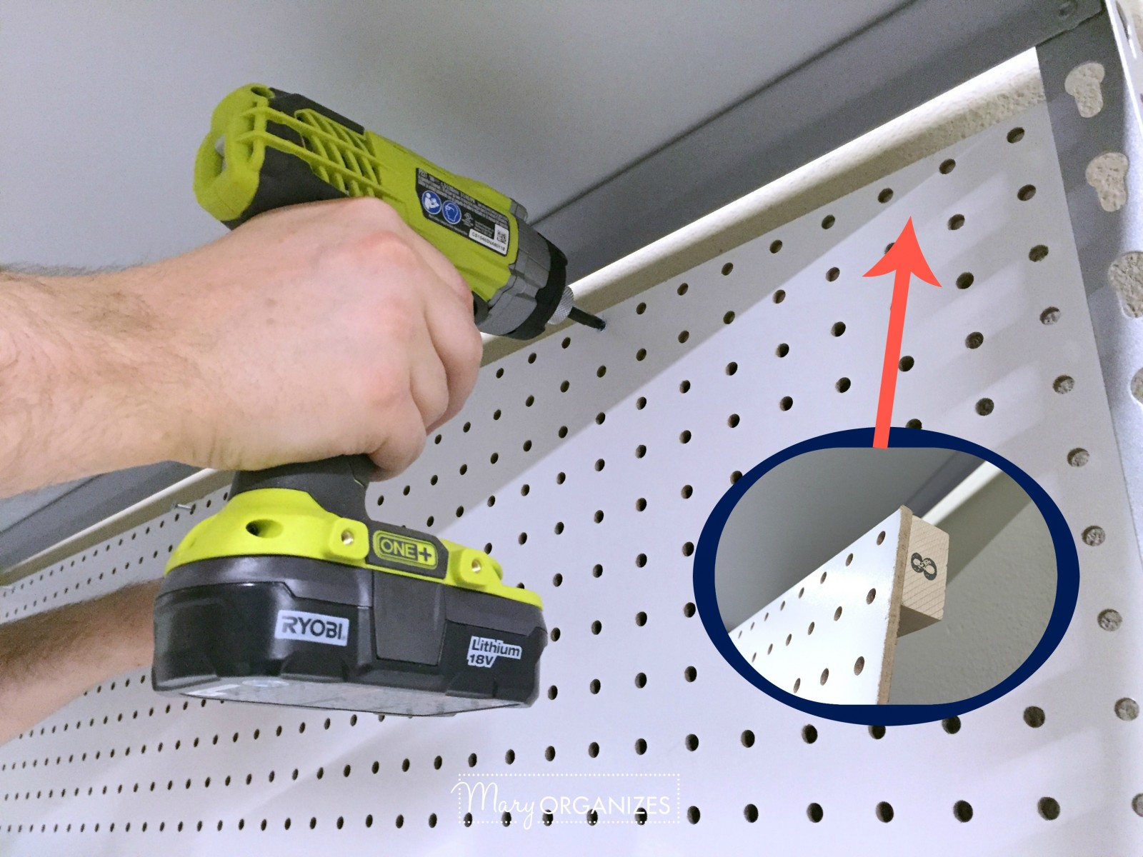shelves fascinating peg for l basement wall board storage the garage diy with organizing pegboard