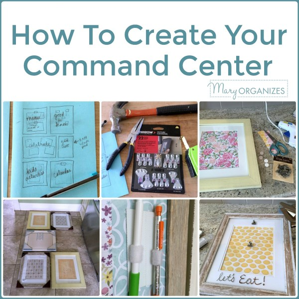How To Create Your Command Center