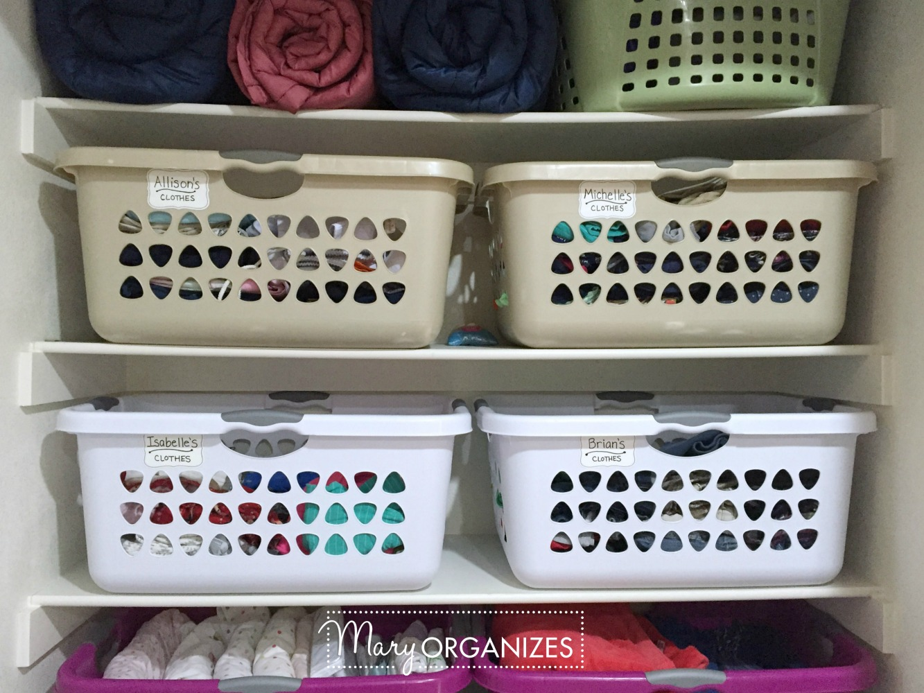 Peek Inside My Linen Closet Update 8