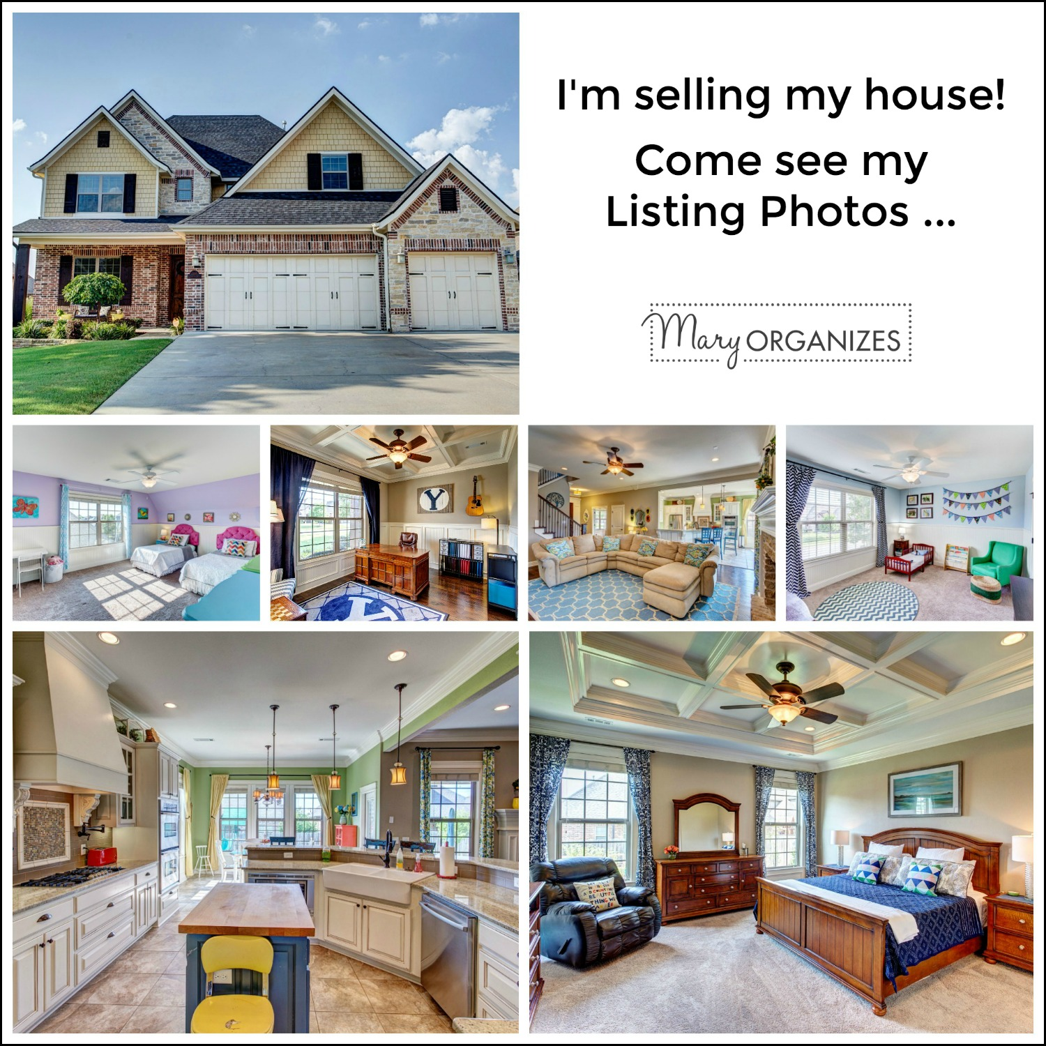 My House is For Sale Tour -s