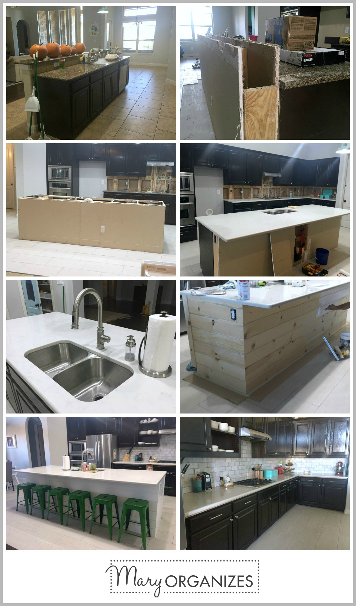 Kitchen Update - The Transformation