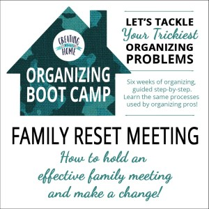 Family Reset Meeting {OBC}