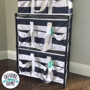 EASY Stacking Laundry Baskets