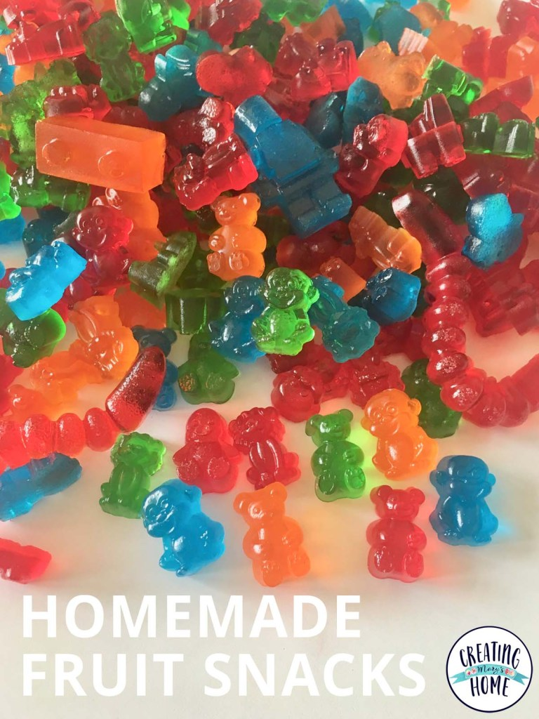 Homemade Fruit Snacks Jello Or Juice Creatingmaryshome Com,Types Of Onions For Cooking