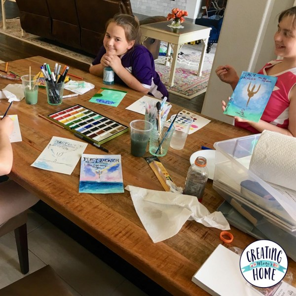 Tween & Parent Book Club: Book 4