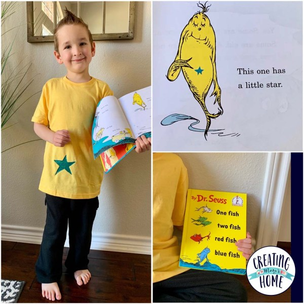 Easy Dr. Seuss Character Costume