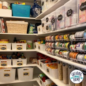 Tour My {new} Pantry
