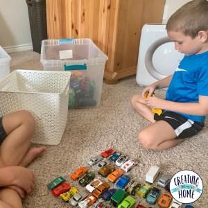 Kids Can Declutter (Teach them!)
