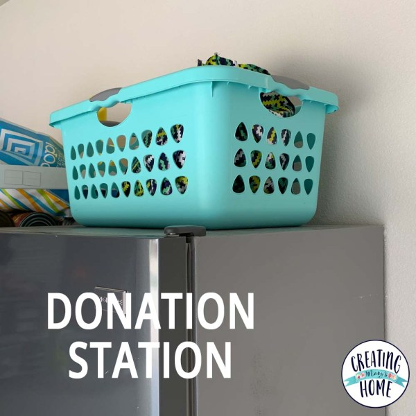 Donation Station #2