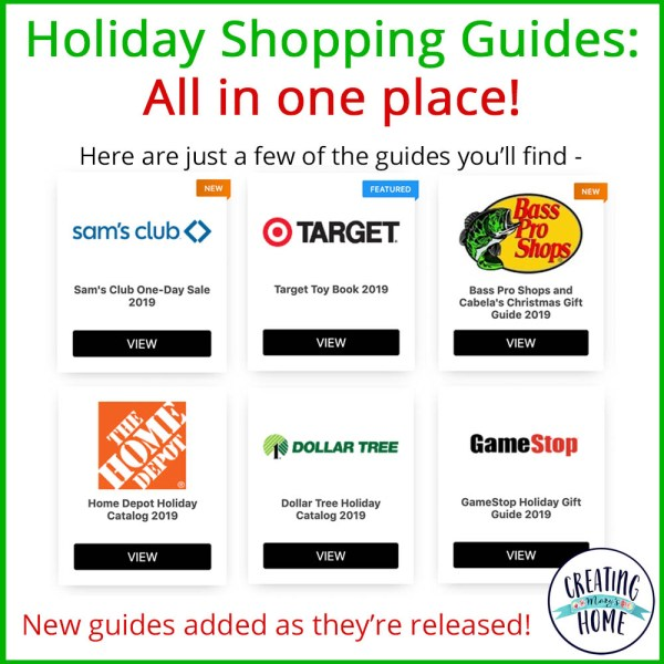 Holiday Shopping Guides and DEALS: all in one place!