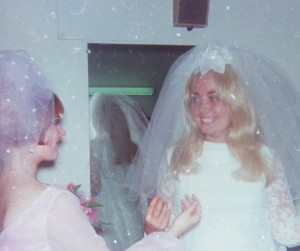 I married at 18 and my life was filled with love