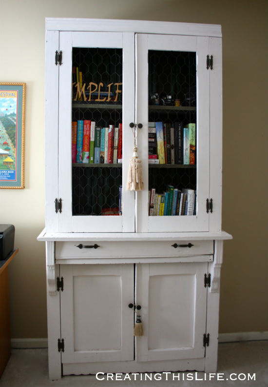 Kitchen stand alone cabinet