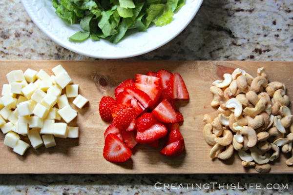 My Go-To Salad Recipe: Tossed Salad with Poppyseed Dressing