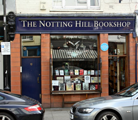 Notting Hill Bookshop