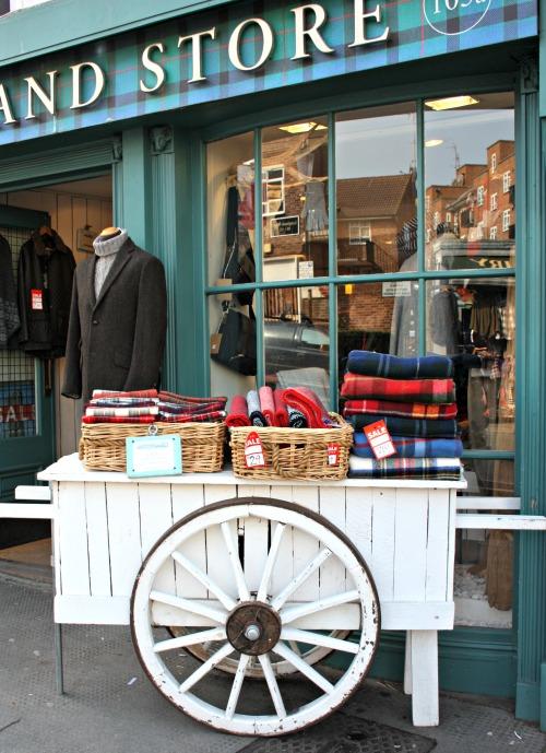 Portabello Road Storefront