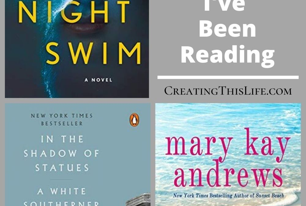 August Book Report: Quick Reviews of What I've Been Reading
