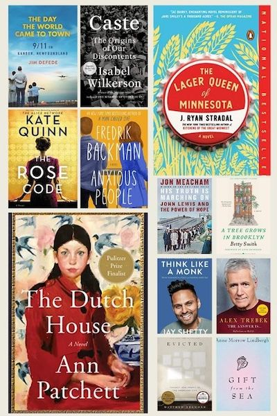 What My Small Book Club is Reading This Year