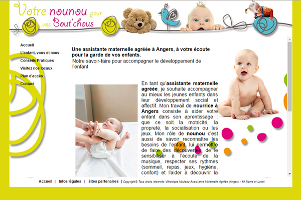 Assistante maternelle Angers