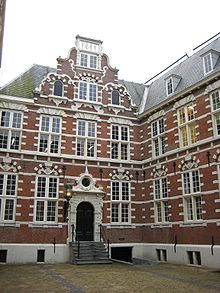 Amsterdamのオランダ東インド会社