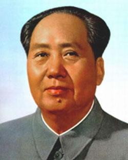 Mao Tse Tung (1893–1976)