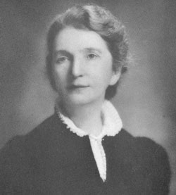 Margaret Sanger around 1938.