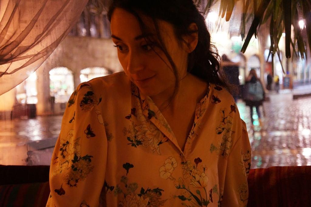 NATI - créations d'une rêveuse | Créatrice de mode | Annecy & Villaz | Blouse Poème - automne hiver 2018