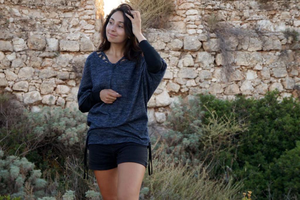 NATI - créations d'une rêveuse | Créatrice de mode | Annecy & Villaz | robe pull - automne hiver 2018 - les intemporels