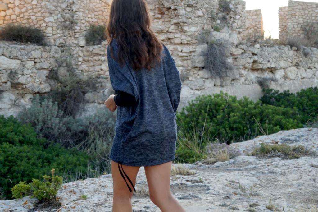 NATI - créations d'une rêveuse | Créatrice de mode | Annecy & Villaz | Robe Pull - les intemporels
