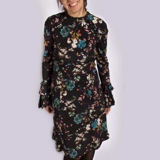 NATI - créations d'une rêveuse   Créatrice de mode   Annecy & Villaz   Boutique   Robe Fiona - Hors Série - Modèle Intemporel
