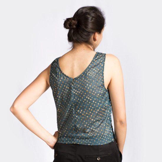 NATI - créations d'une rêveuse | Créatrice de mode | Annecy & Villaz | Boutique | Top Pénélope - printemps été 2019