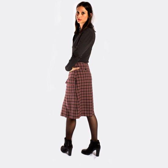 NATI - créations d'une rêveuse   Créatrice de mode   Annecy & Villaz   Boutique   Jupe Izia et body Amy - Automne-Hiver 2019