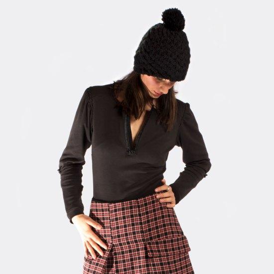 NATI - créations d'une rêveuse | Créatrice de mode | Annecy & Villaz | Boutique | Jupe Izia et body Amy - Automne-Hiver 2019