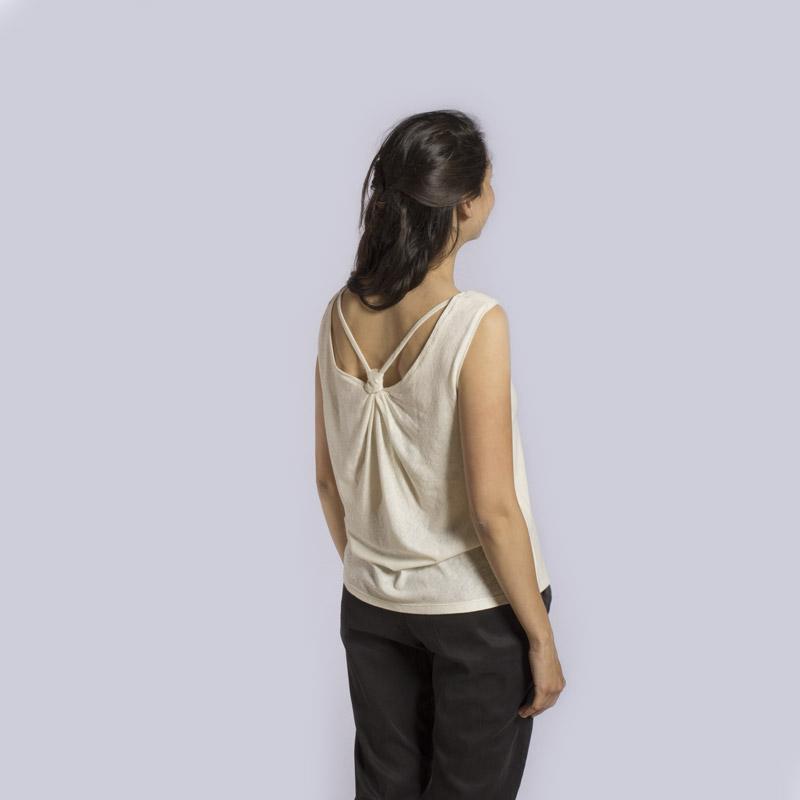 NATI - créations d'une rêveuse | Créatrice de mode | Annecy & Villaz | Boutique | Top Junie - Hors Série - Modèle éco-responsable