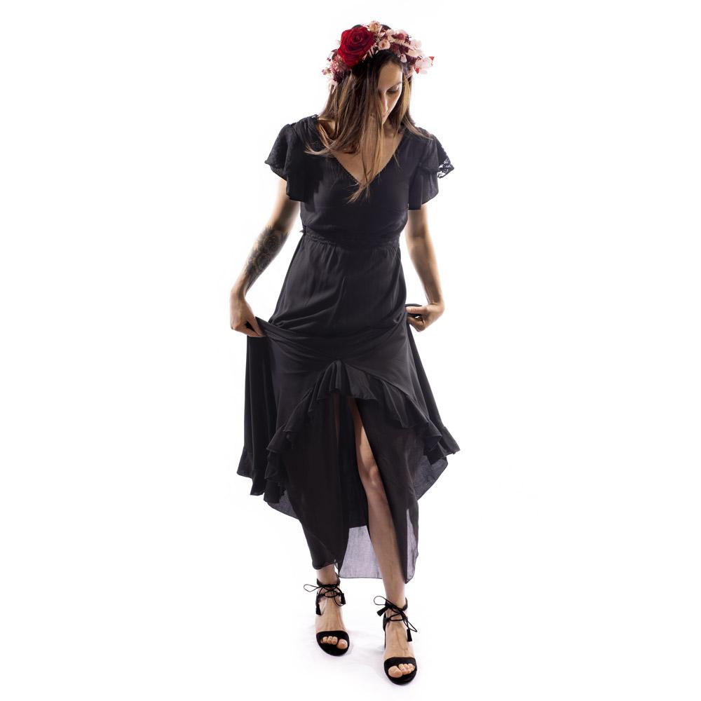 NATI - créations d'une rêveuse | Créatrice de mode & prêt à porter féminin | Annecy & Villaz | Boutique | Robe Serena - Semi-sur-Mesure