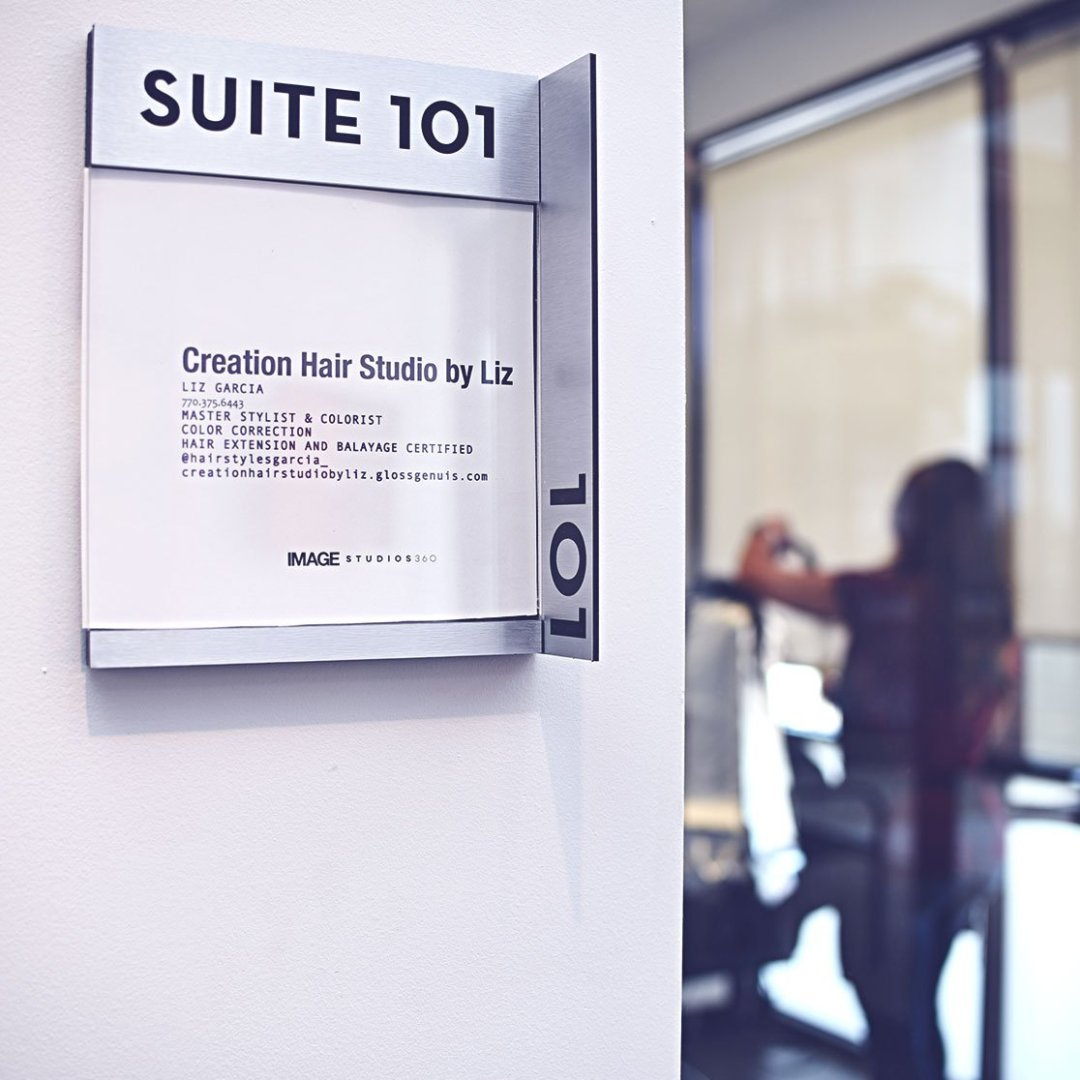 Creation Hair Studio by Liz at Image Studios 360 in Greenville SC
