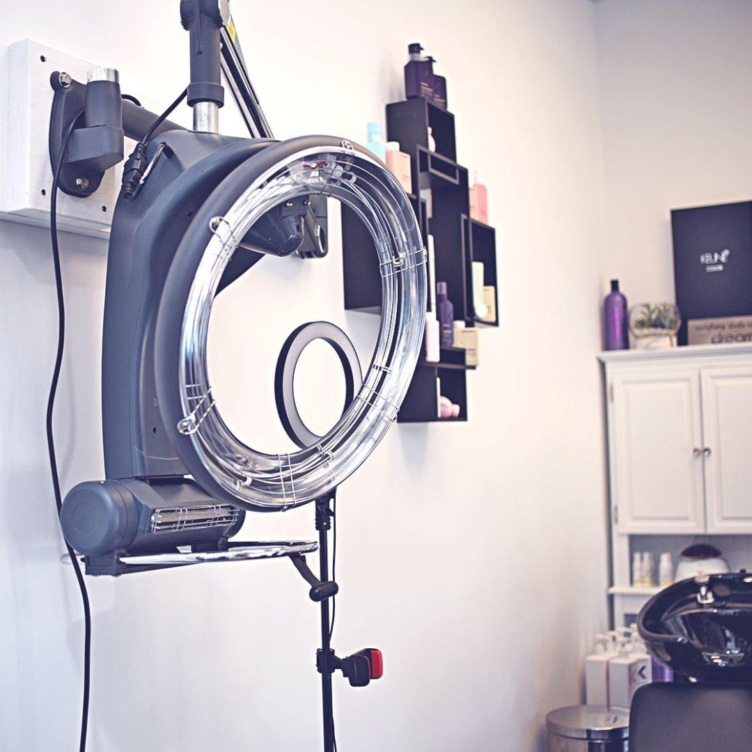 Hair salon at Image Studios 360 Liz Garcia