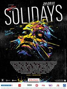 Affiche Solidays