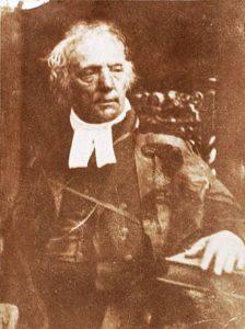 Rev. Thomas Chalmers