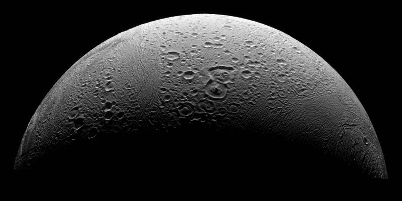 The Dead Oceans of Enceladus – Creation Moments