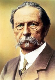 Karl Benz, inventor of the modern automobile.