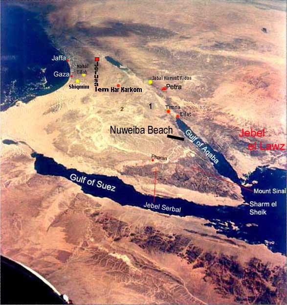 Exodus Red Sea Crossing Spectacular Proof The True | Autos ...