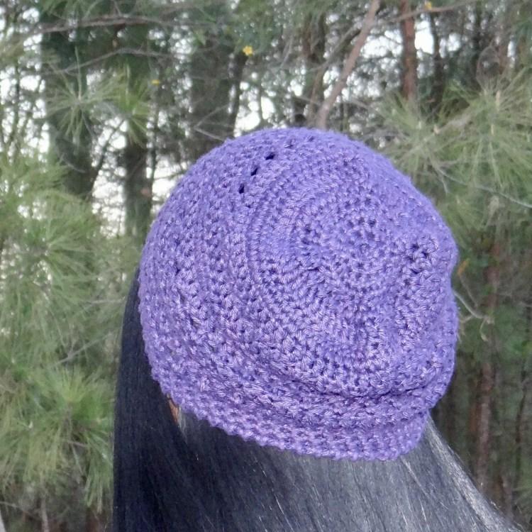 Las Olas Hat, a free crochet pattern